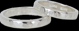 ペアリングや手作り結婚指輪、シルバーリングのハンドメイドを楽しむ指輪作り